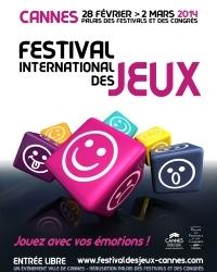 Festival des Jeux Cannes 2014