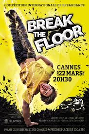 break the floor cannes